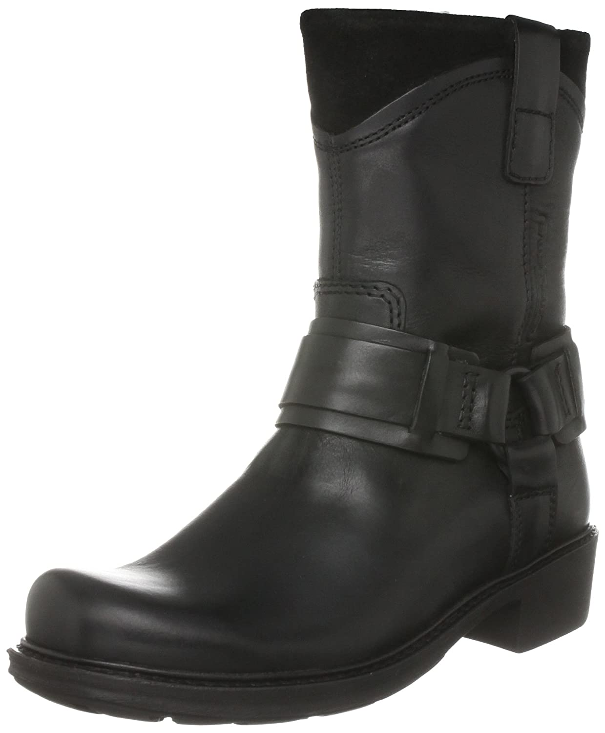 Camel Women's Zip 01 Black 13 Side Boot Active 749 Dallas uTKFc5l1J3