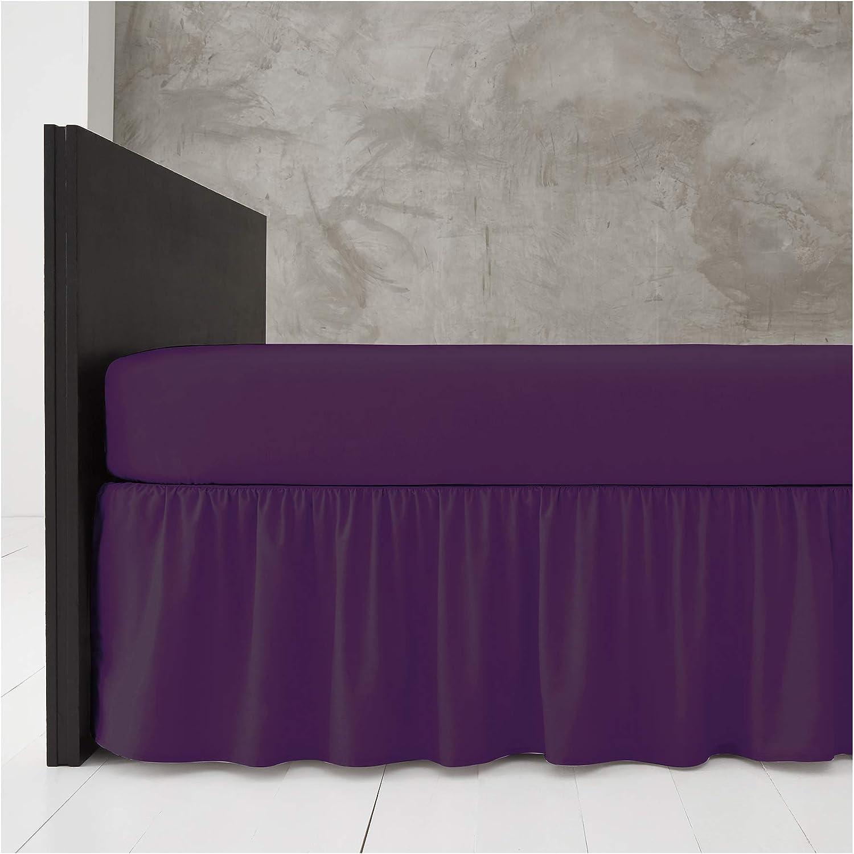 Gaveno Cavailia Base Valance Sheet Berry Single Polyester-Cotton