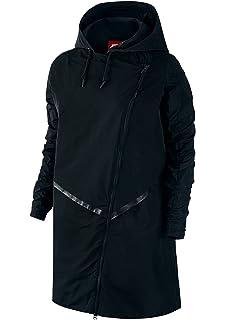 fd3f1dc824d6 Amazon.com  Nike Womens Puffer Cascade Down Poncho Jacket