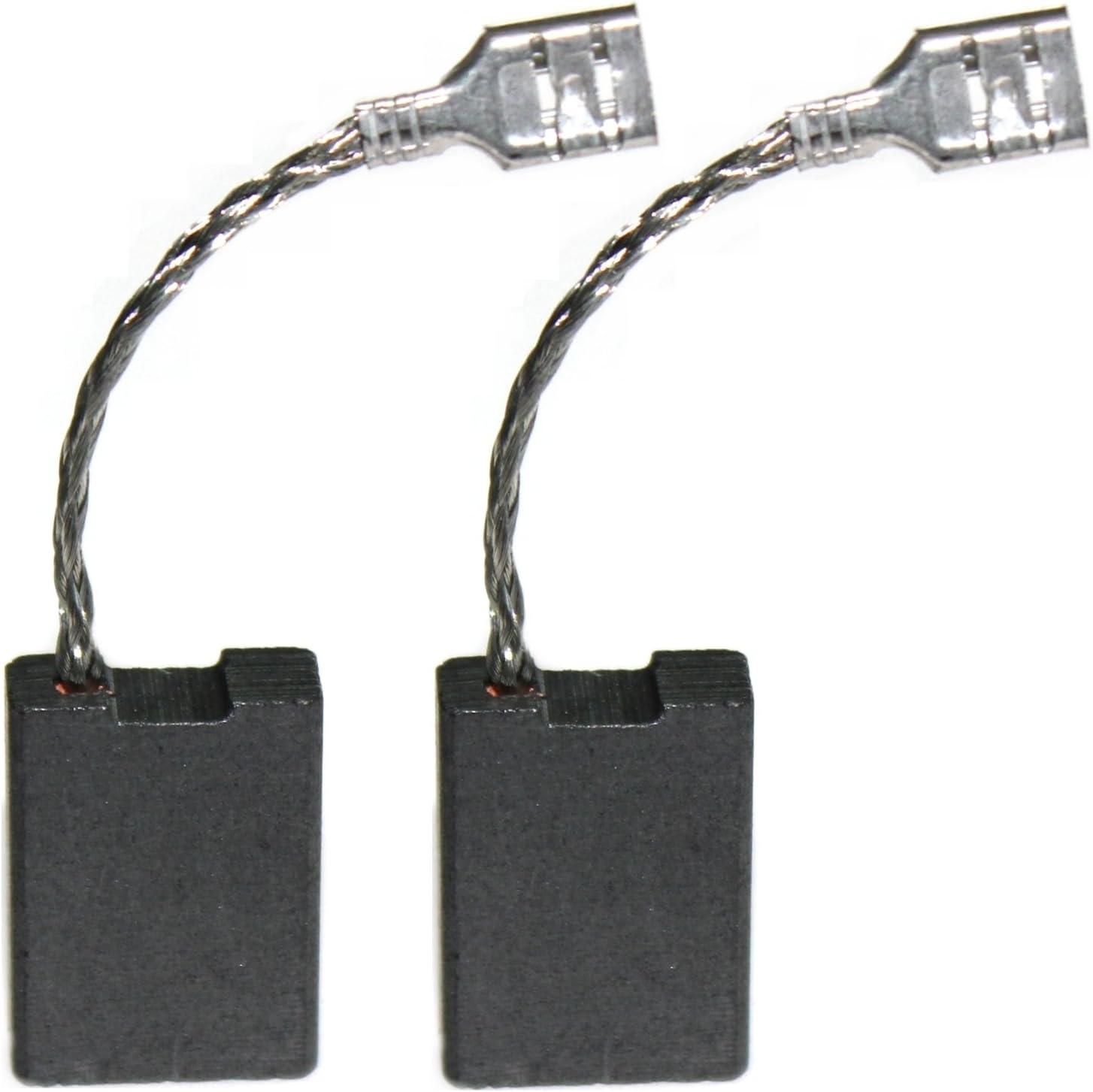 Escobillas de carbono para amoladora angular Hilti DC 230 S / DC 230-S / WS 230 / BHG 230 / DC230S / DC230-S / WS230 / BHG230