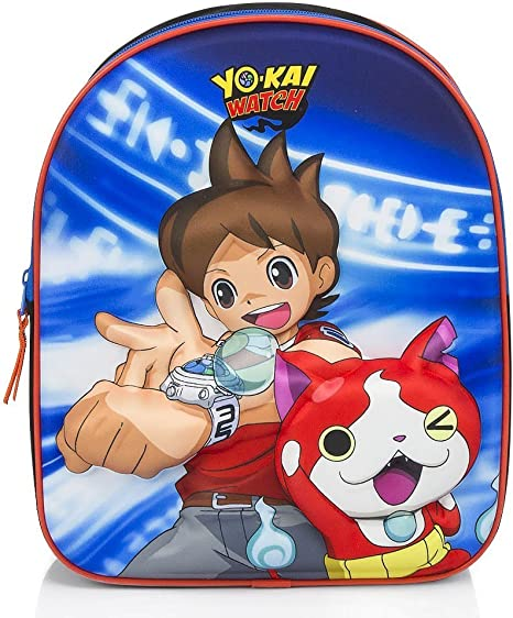 Mochila 3D 32cm Yokai Watch: Amazon.es: Equipaje