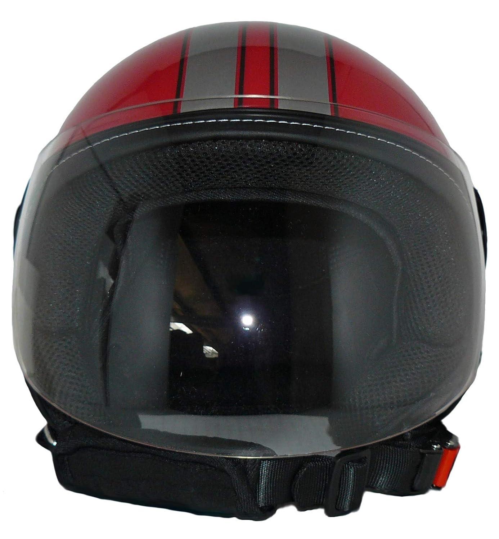protectWEAR Casque ouvert avec visi/ère longue H730-RT-XS