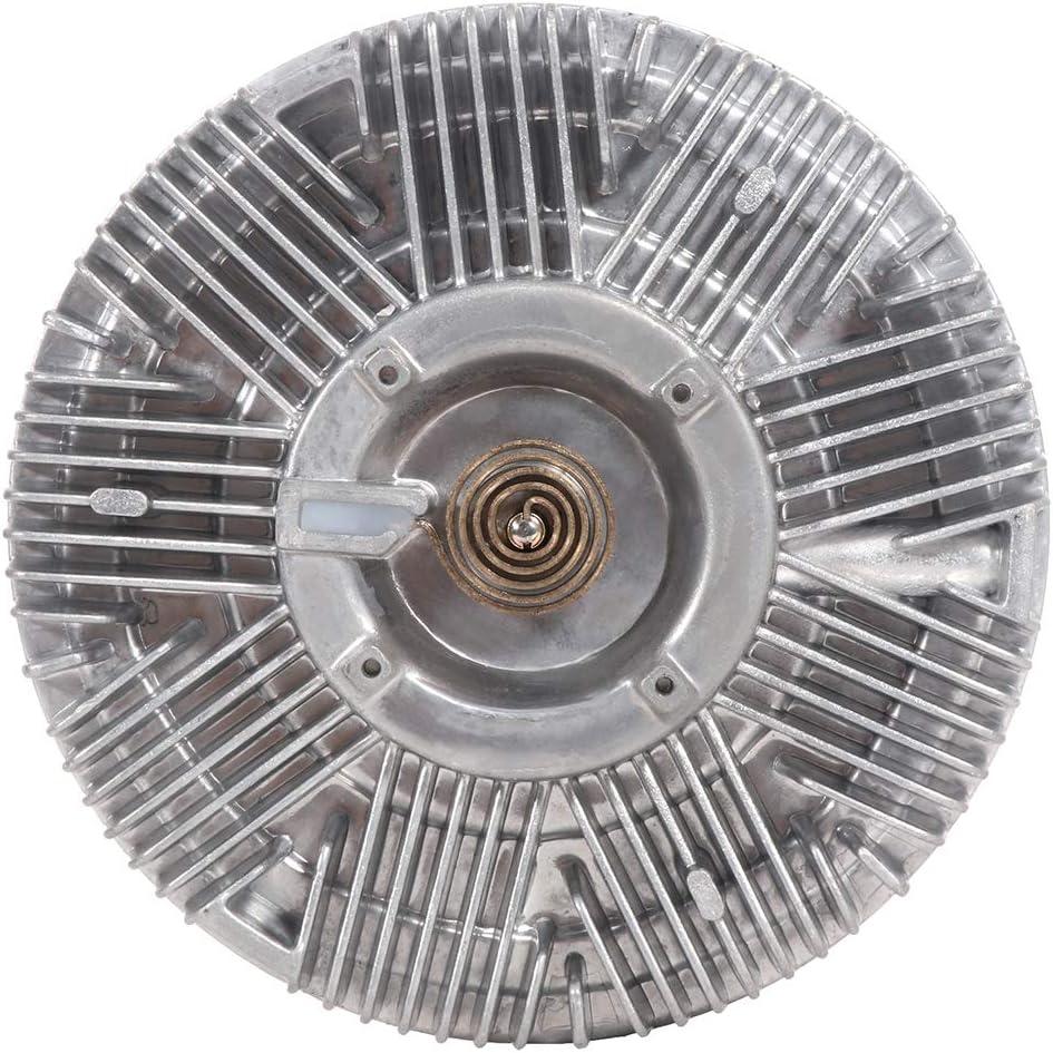cciyu Cooling Fan Clutch for OE 1990-1991 Dodge Dakota 1988-1996 Ford Bronco 1988 1996 Ford E-150 Econoline