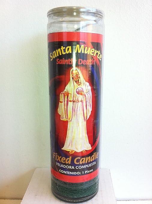 Amazon.com: Saintly Muerte (Santa Muerte) 7 Día preparado ...