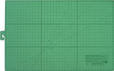 Green 7 x 5 x 3 cm Prym Love Rotating Cutting Mat