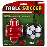 "ArtCreativity 3"" Air Soccer Table Top Game"
