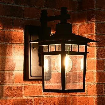 Murale Home Balcon Imperméable À Monopoly Lampe Antique Européenne 76fgyYb