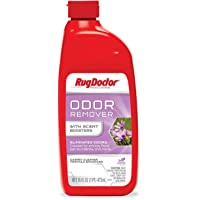Rug Doctor Professional Odor Remover Soft Surface Cleaner with Scent Boosters, Eliminates and Neutralizes Odors on…