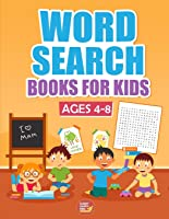 Word Search Books For Kids Ages 4-8: 1000+ Words