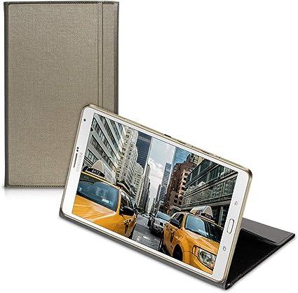Kwmobile Flip Hülle Case Kompatibel Mit Samsung Galaxy Elektronik