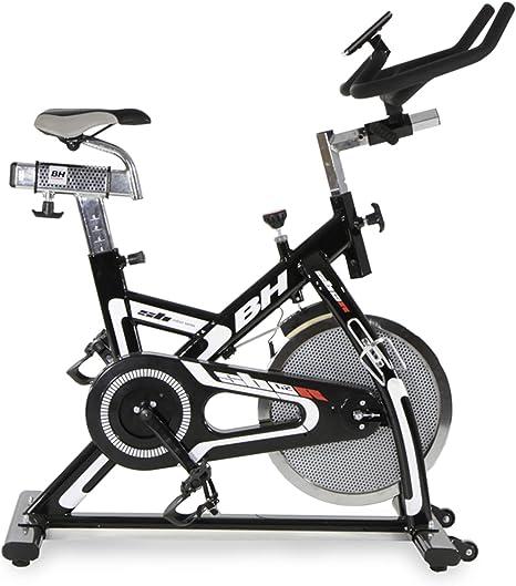 BH Fitness - Bicicleta Indoor sb1.2r: Amazon.es: Deportes y aire libre