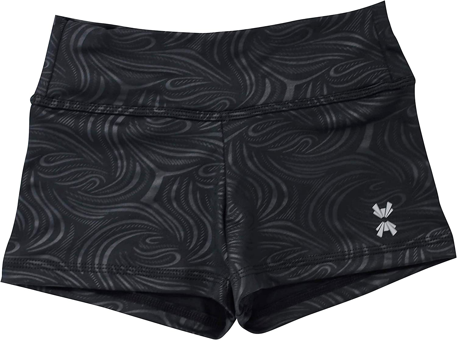 United All Around Gymnastic /& Dance Shorts for Girls Little Girl /& Youth and Toddler