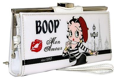 Amazon.com: Betty Boop - Cartera de mujer, monedero de mujer ...