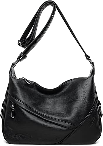 Women's Retro Sling Shoulder Bag from Covelin
