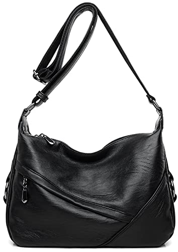 56e3dbb80dfa Amazon.com  Women s Retro Sling Shoulder Bag from Covelin