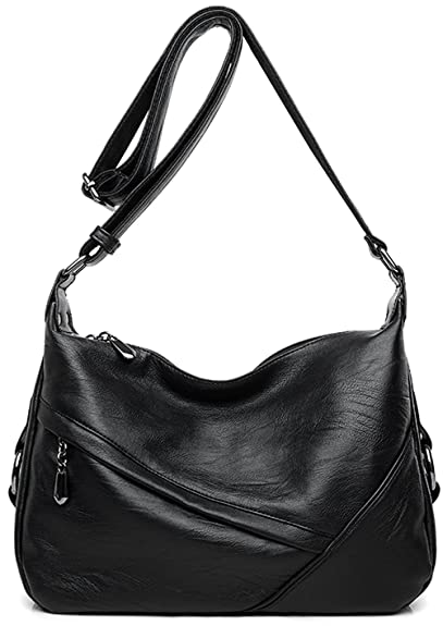 403d795615d Amazon.com: Women's Retro Sling Shoulder Bag from Covelin, Leather ...
