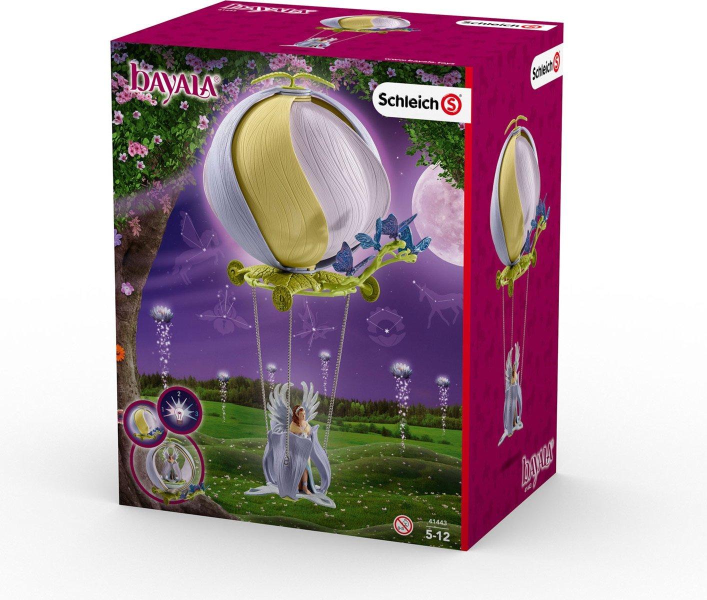 Schleich Elfenschloss Zubehör - Schleich Magischer Blüten Ballon
