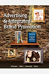 Advertising and Integrated Brand Promotion (with CourseMate with Ad Age Printed Access Card) Paperback