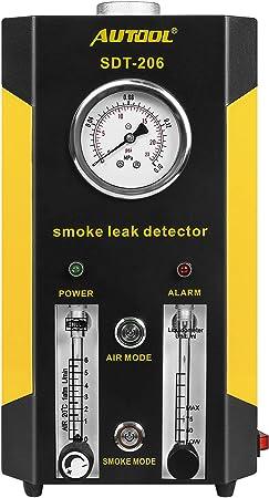 Autool Evap Nebelmaschine Leckanzeiger Für Jedes Fahrzeug Diagnosegerät Von Rohrsystemen Auto