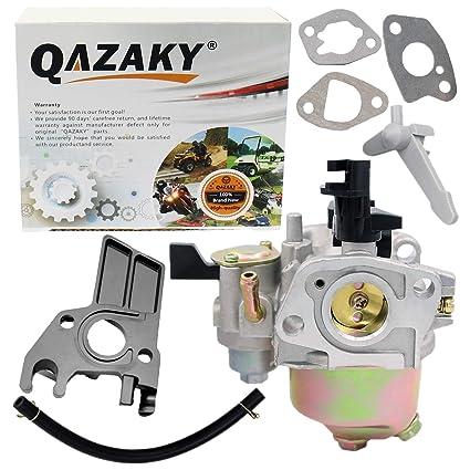 QAZAKY Carburador para Gx 140 160 Gx160 Motores 5.5Hp Gx200 6.5Hp ...