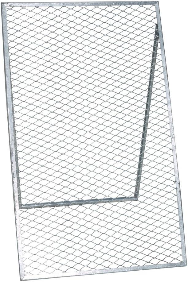 Durchwurfsieb Kompostsieb Gitter 100 x 60cm Maschenweite 4 6 8 10 20mm
