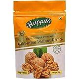 HappiloPremium 100% Natural Californian Walnut Kernels, 200g