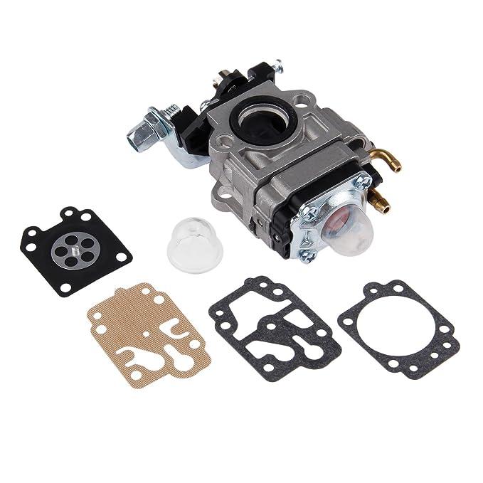 Carburador para desbrozadora con kit de reparación para los ...