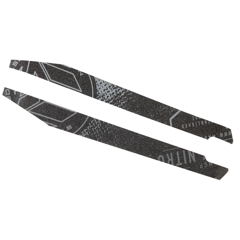 MGP Nitro equipo Split Scooter cinta de agarre - negro ...