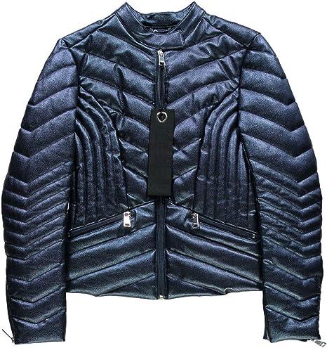 Guess Felicia - Abrigo para mujer, color azul