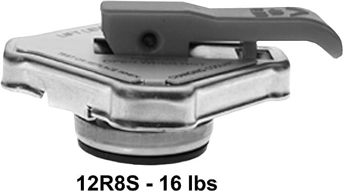 PT Auto Warehouse R148 Radiator Cap 16 PSI