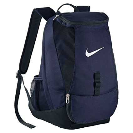 c59646ca4ddee NIKE Club Team Swoosh Backpack [Midnight Navy/Black/White] (OS)