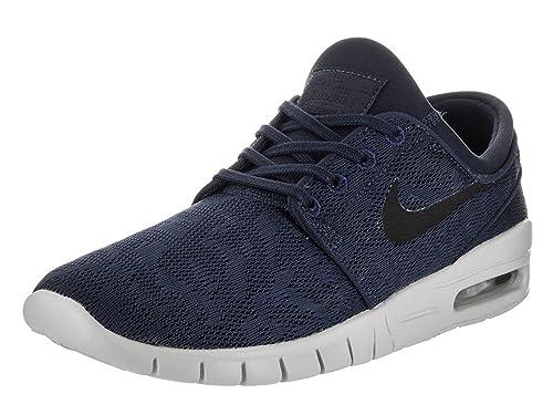 low cost 0b33d aabbd NIKE Stefan Janoski Max Mens Sneakers, WeiOrange, 43 D(M) EU8.5 D(M) UK  Amazon.it Scarpe e borse