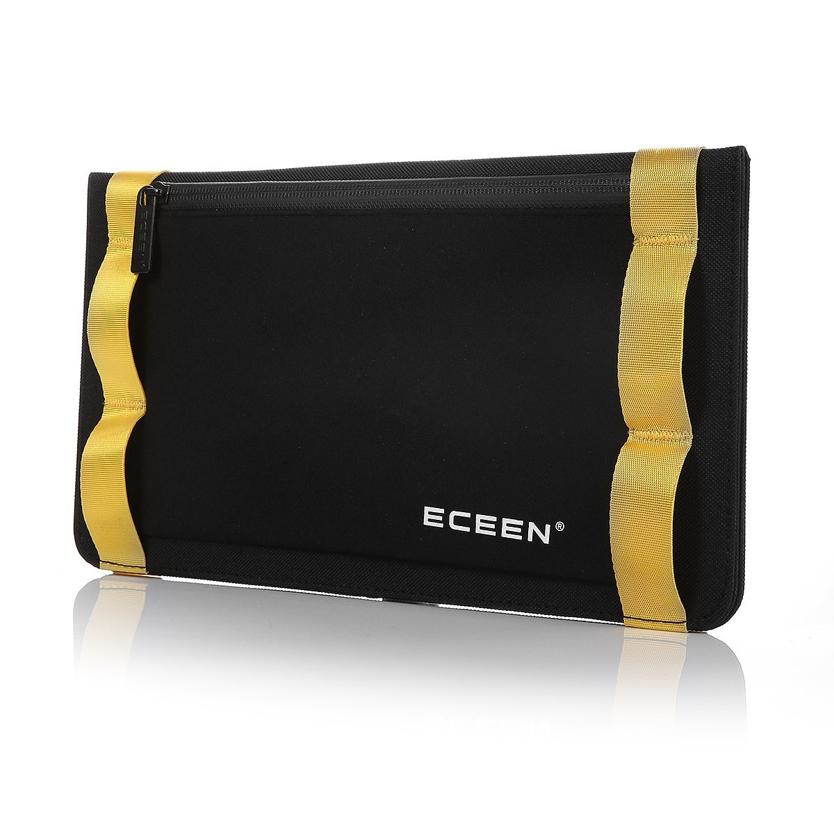 amazon com eceen 13w 2 port usb universal foldable solar charger