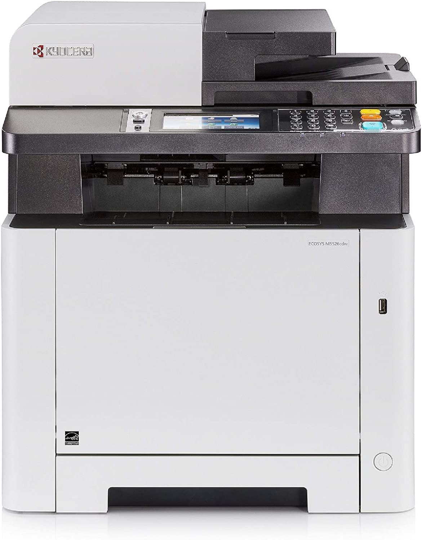 Kyocera Ecosys M5526cdn Impresora multifunción láser Color A4 ...