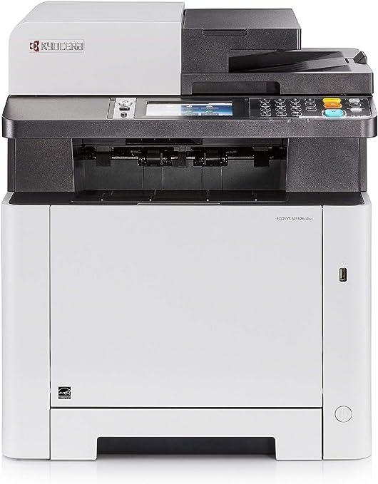 Kyocera Ecosys M5526cdw Impresora WiFi multifunción láser Color A4 ...
