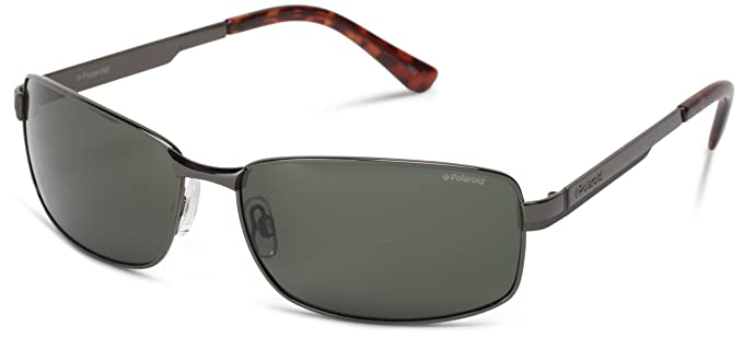 polaroid sunglasses  Amazon.com: Polaroid Sunglasses P4312A Polarized Rectangular ...