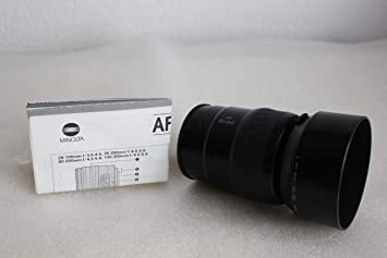 Minolta 80 200mm f4.5 5.6 AF Zoom Lens for Maxxum, Dynax  amp; Alpha Camera Electronics