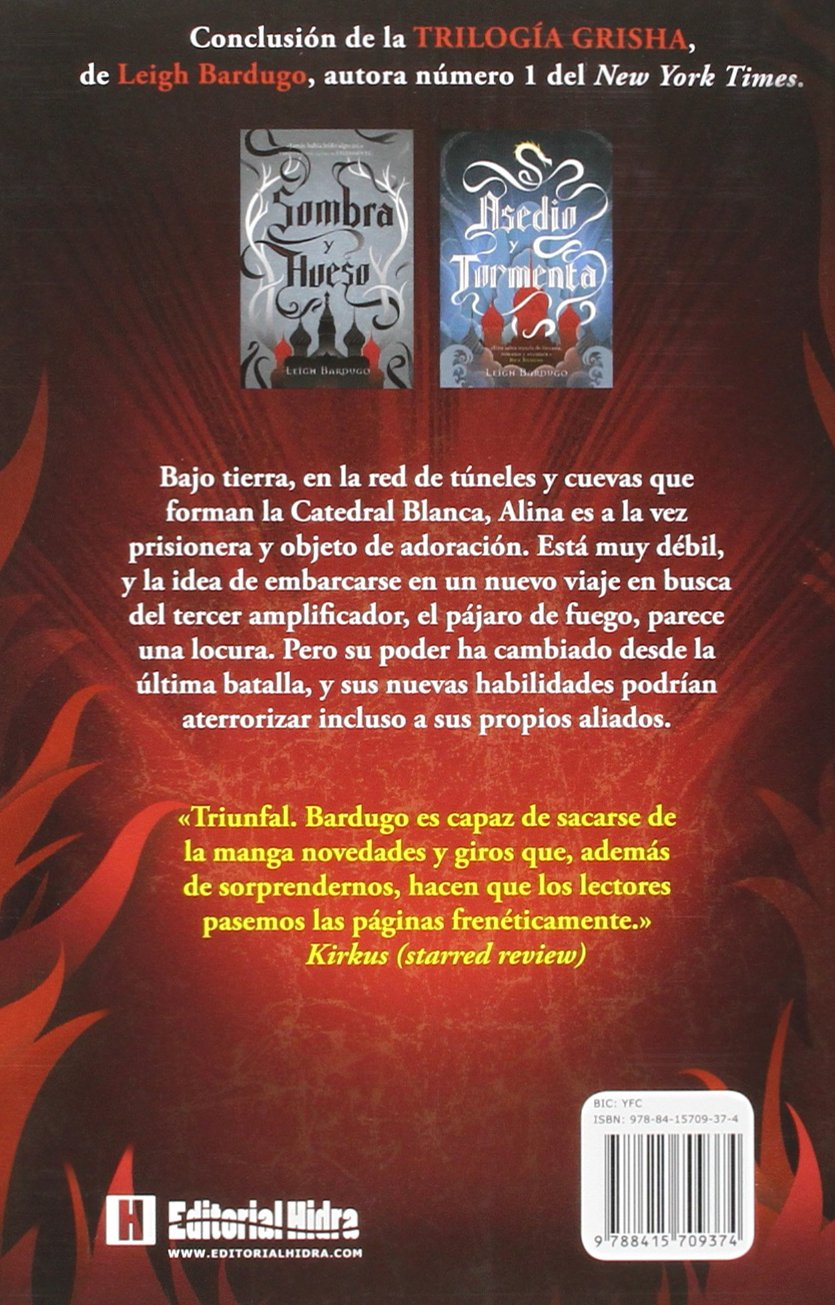 RUINA Y ASCENSO [Paperback]: LEIGH BARDUGO: 9788415709374: Amazon.com: Books