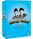 Best Of Laurel & Hardy [Way Out West/The Bohemian Girl/Saps at Sea/Sons of the Desert] [DVD]