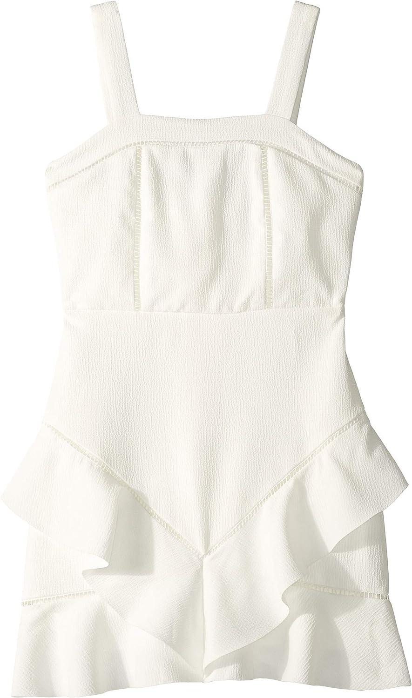 7841cda7ad51d Amazon.com: Bardot Junior Girl's Esta Frill Dress (Big Kids): Clothing