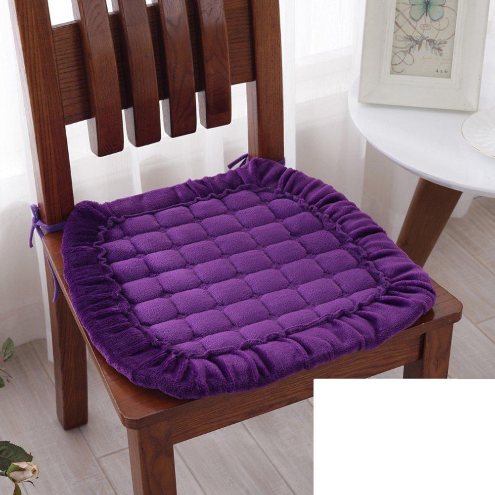 ccyyjj dining-room椅子ソフトパッド入り、冬ノンスリップクッションファブリッククッション学生オフィスの車seat-j 40 x 40 cm16 x 16 cm ) 40x40cm(16x16inch) 4821 B07CKR7FP6  L 40x40cm(16x16inch)