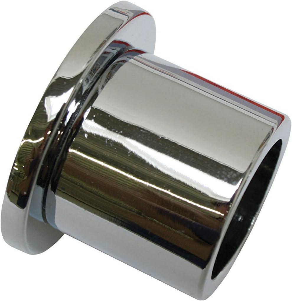 Cromato Metallo Gardinia 31059 Supporto a Parete 12x10x0.1 cm