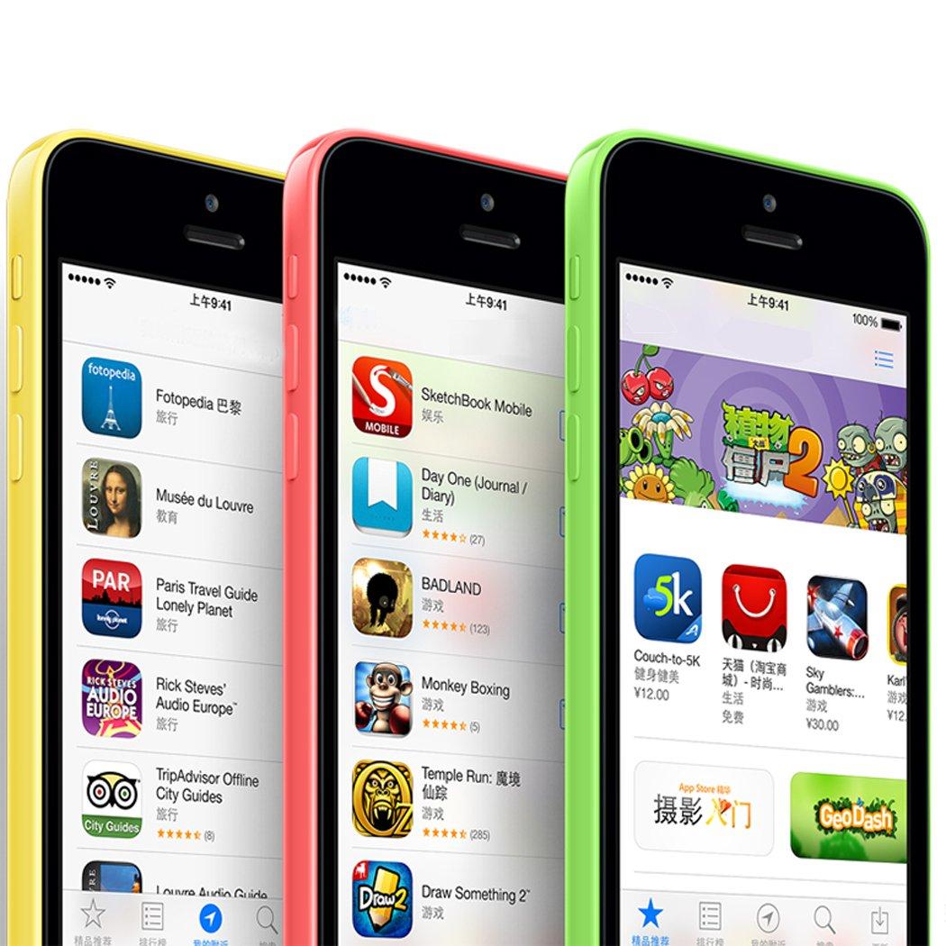 Apple iPhone 5C 8 GB Unlocked, White (Certified Refurbished) by Apple (Image #4)