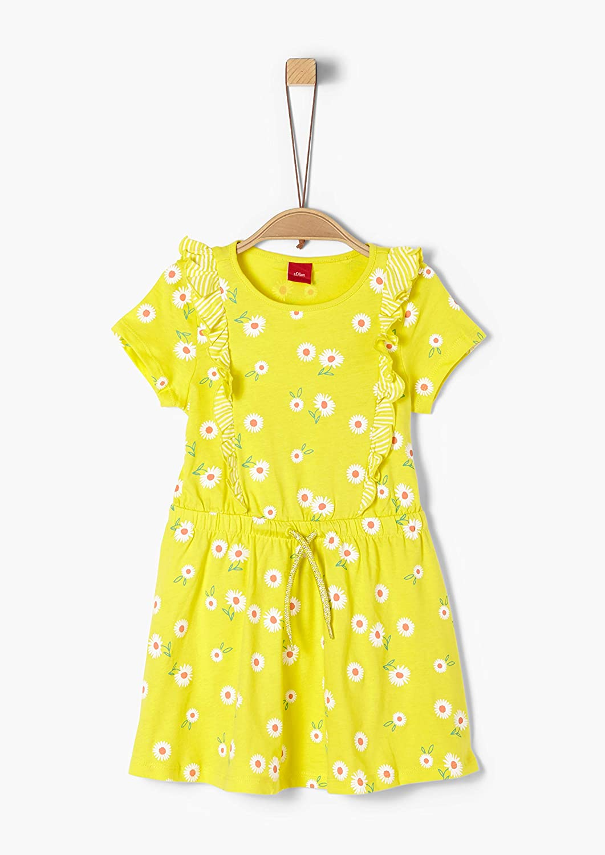 s.Oliver M/ädchen Kinderkleid