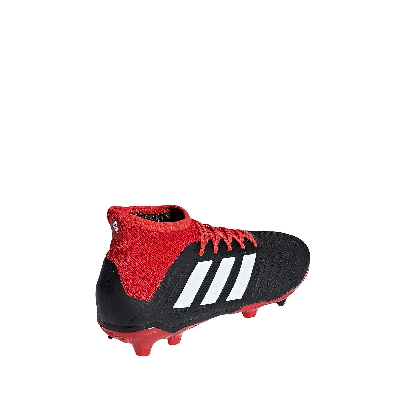 new concept d7ef9 97b2f Adidas Predator 18.3 FG J, Botas de fútbol Unisex Niños