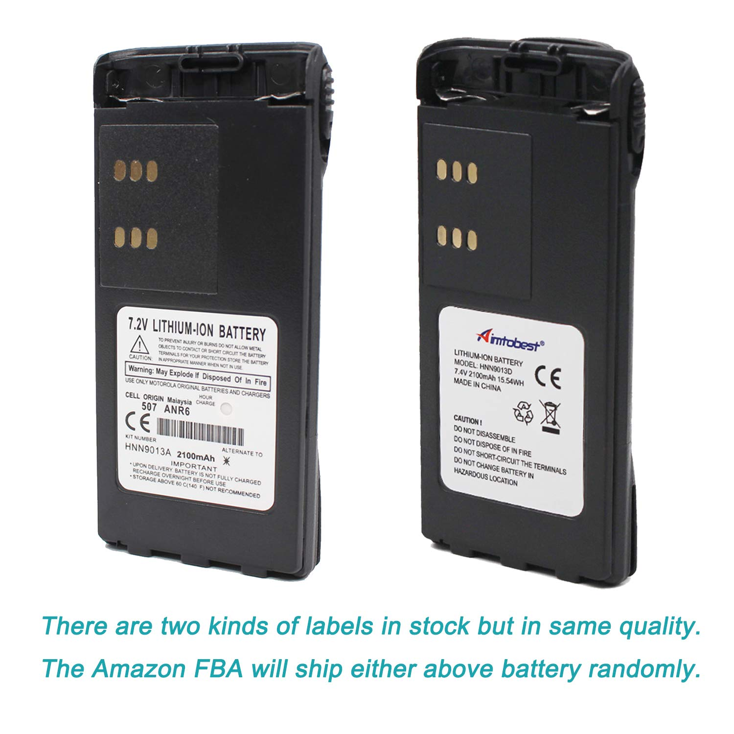 amazon com amotionergy hnn9013 hnn9013d 2100mah li ion battery rh amazon com