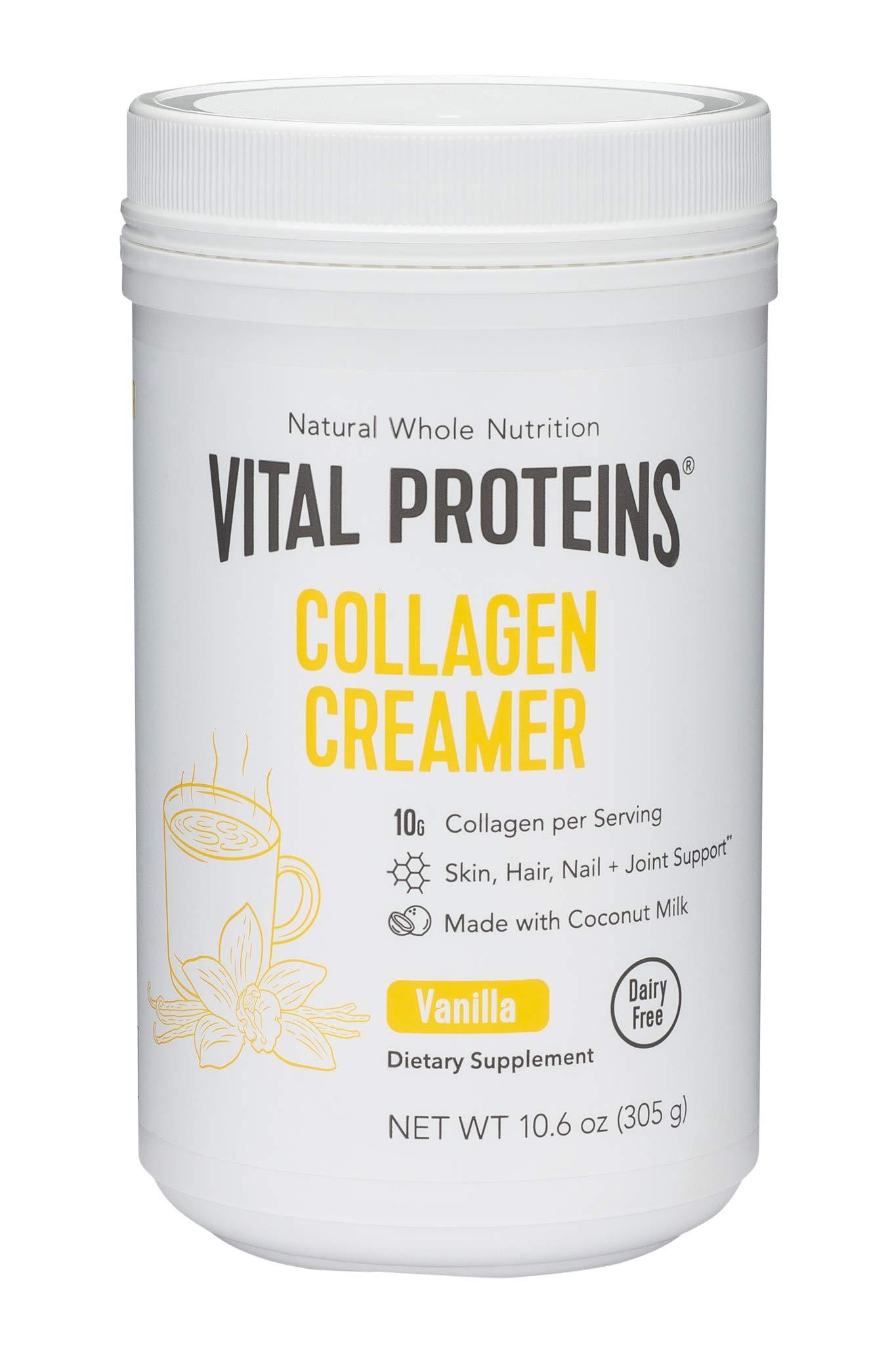 Vital Proteins Vanilla Collagen Creamer by Vital Proteins (Image #1)