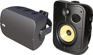 PSB CS1000 Universal Compact in-Outdoor Speaker - Black