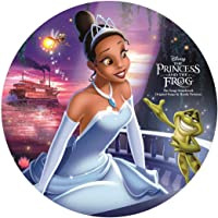 The Princess and the Frog: The Songs