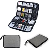 YIER Universal Travel Cable Bag for Small Electronics and Accessories